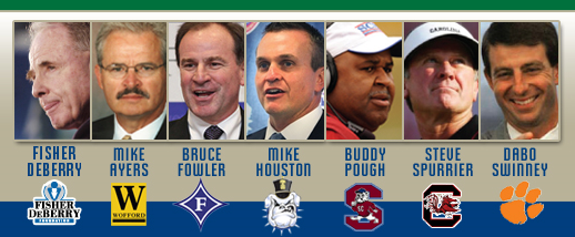 South Carolina Coaches for Charity